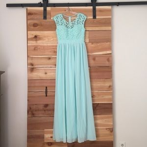 Saved by the Dress